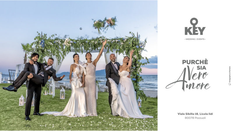 Purché sia vero amore - Key Wedding